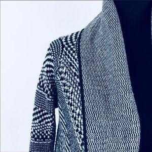 BB Dakota Sweaters - BB Dakota Open Front waterfall Cardigan Sweater XS